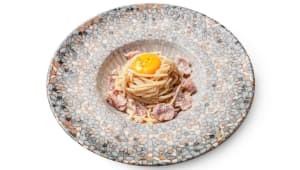Спагеті Карбонара (250г)