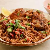 Pilau Chicken Stew