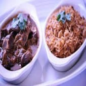 Beef Stew and Pilau