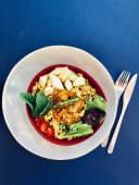Bowl Moussaka (veggie)