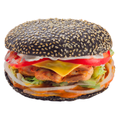 Бургер Делюкс (327г)