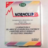 Normolip 5 ESI (30 cápsulas)