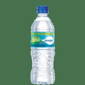 Botella de agua Dasani 500 ml