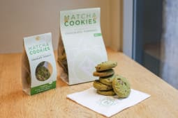 MATCHA COOKIE bio 50gr