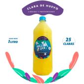 Clara de Huevo 1 Lt