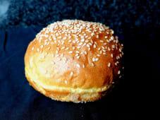 Burger pecivo Kroštula