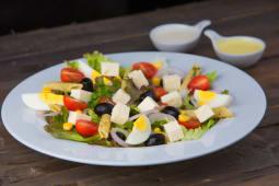Salade Athènes Gourmande