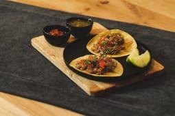 Tacos Pulled Pork (3uds)