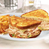 Southwest turkey sándwich