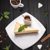 Cheesecake New York cu caramela