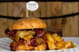 Doble Burger Carne Lovers