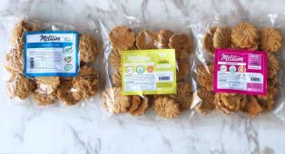 Cookies veganas Meltaim