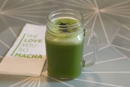 MACHA green superboost