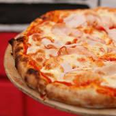 პიცა პროშუტო 35სმ (8 ნაჭრიანი)