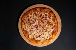 Pizza Garlic