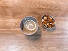 Крем-суп з 3-х видів грибів (300г)