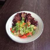 Салат з печених на мангалі овочів (150г)