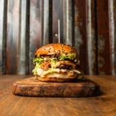 Smokehouse Burger Double