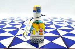 Limoncello in ceramica 10 cl