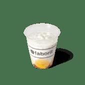 Yogurt desnatado con chia, plátano y miel (small)