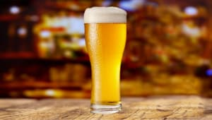 Пиво Budweiser (1л)