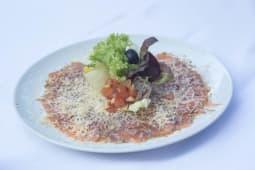 Карпачо з лосося (150г)