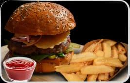 Meniu American Burger