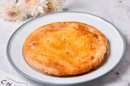 Tarta de calazaba y pollo sin TACC