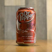 Dr. Pepper 0,33 л