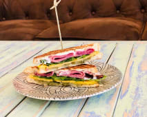 Reuben sándwich