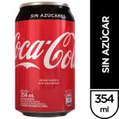 Coca-Cola Zero (354 ml.)