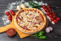 Pizza Taraneasca medie