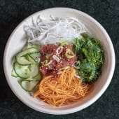 Poke bowl atún