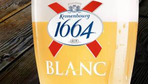 Kronenbourg 1664 Blanc (1л)