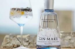 Gin Tonic -Gin Mare