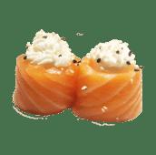 63. Gunkan gio queso (2 uds)