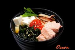 Місо Суп з лососем (375г)