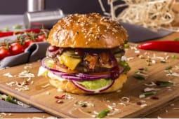 BBQ Burger (340г)