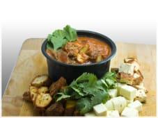 Kubełek Mango Curry