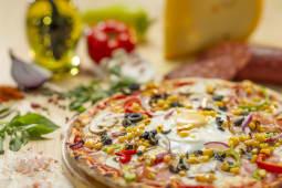 Pizza Gargantua Ø 23cm