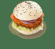 Бао-бургер з куркою (205г)