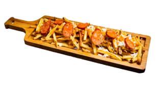 Poutine Chorizo