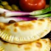 Empanada pancetina