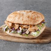 Greco sándwich ternera