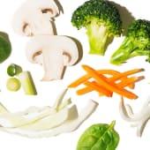 Wok de Verduras mixtas