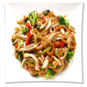 Tallarines Anchos Pollo/ Pad Thai Chicken