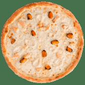 Піца Double начинка Морепродукти (560г/30см)
