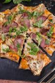 Pizza prosciutto funghi Ø32cm