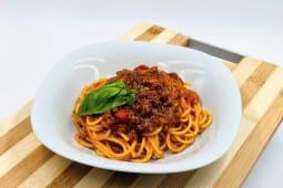 Spaghetti al ragù bolognese