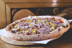 Tonno pizza